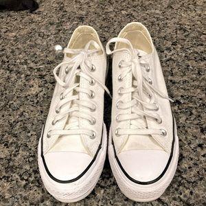 Converse Platform sneakers size 6 worn twice